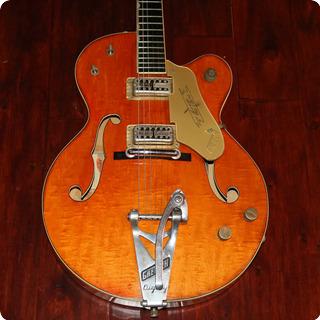 Gretsch Guitars 6120 1961 Western Orange