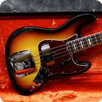 Fender Jazz 1968 Sunburst