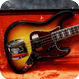 Fender Jazz 1968-Sunburst