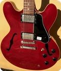 Gibson ES335 Dot Reissue 1982 Cherry
