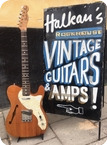 Fender Telecaster Thinline 1971