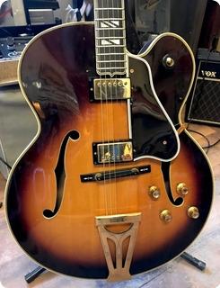Gibson Super 400 1970 Tobacco Burst