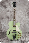 Ibanez AFS75TD TQ 12 01 2003 Sea Foam Green