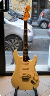 Fender Stratocaster '69 Relic 2000 Olympic White
