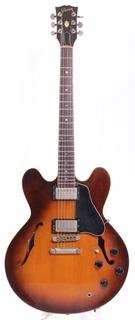 Gibson Es 335 Dot Reissue 1985 Vintage Sunburst