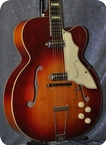 Silvertone Aristocrat Model 1365 1954 Sunburst