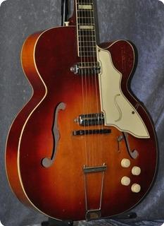 Silvertone Aristocrat Model 1365 1954 Sunburst