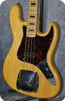 Fender Jazz Bass 69 Copy By Maple GRECO 1976 Natural