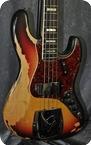 Fender Jazz Bass 1970 Sunburst