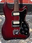Guild Guitars S 100 Polara 1963 Sunburst Finish