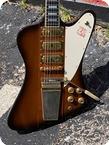 Gibson Firebird VII Historic 64 Reissue 1994 Sunburst Finish