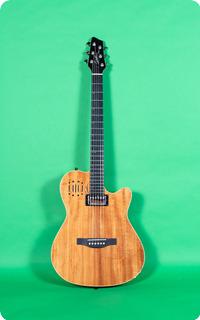 Godin A6 Ultra Model Koa Electric Acoustic 2014 Koa