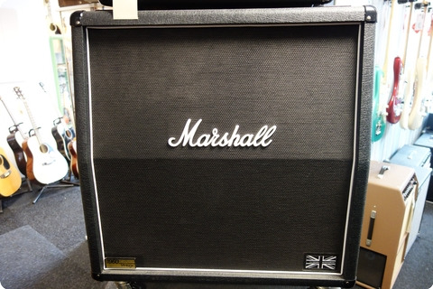 Marshall Marshall 1960av 4x12 Slant Cabinet Vintage
