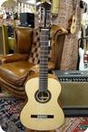 Martinez-Martinez MC48S Classical Guitar Solid Spruce Top, Mahogany B&S Natural