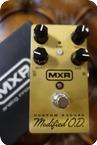 Jim Dunlop MXR Custom Badass Modified O.D