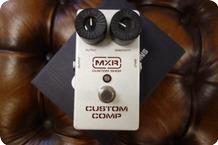 Jim Dunlop MXR Custom Comp