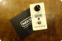 Jim Dunlop MXR Micro Amp