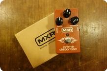 Jim Dunlop MXR Prime Distortion Dark Orange