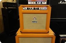 Orange-Orange TH30C Thunder Class A 30 Watt 1x12