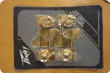 Peavey Peavey T40 Machine Heads Tuning Pegs Set For Bass Gold