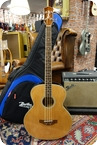 RICHWOOD Richwood AcousticElectric Bass With Gigbag