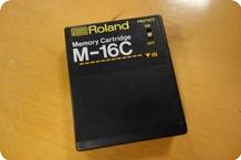Roland Roland M 16C Memory Cartridge