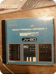 Roland Roland PN JV80 02 Pop Expension Board