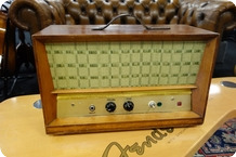 RR Nis-RR Nis RR-140 Tube Radio Amp By Mustangamps