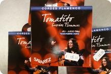 Savarez Savarez T50J Tomatito Cuerdas Flamencas 6 Sets