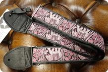 Souldier Souldier Bombay Elephant Guitar Strap
