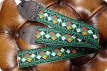 Souldier Souldier Clapton Green Guitar Strap