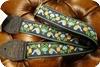 Souldier Souldier Lovebirds Blue Guitar Strap