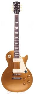 Gibson Les Paul Standard 50's P 90 2019 Goldtop