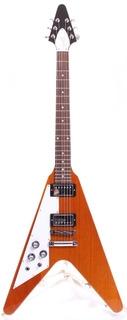 Gibson Flying V Lefty 2019 Antique Natural