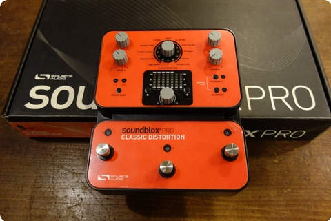Source Audio Source Audio Soundblox Pro Classic Distortion