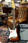 Squier Squier Classic Vibe 60s Stratocaster Left Handed 3 Color Sunburst