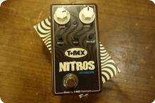 T rex T REX Nitros Hypergain Distortion