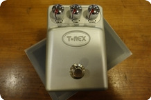 T rex T REX Tonebug Distortion Silver