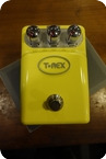 T rex T REX Tonebug Fuzz Yellow