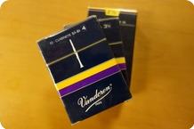 Vandoren Vandoren Bb Clarinet Reeds 3 pack Various