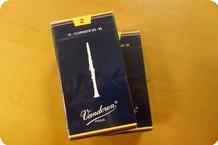 Vandoren Vandoren CR102 Bb Clarinet Reeds 2 pack