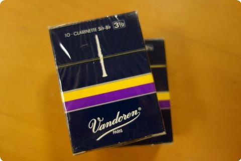 Vandoren Vandoren Cr1035 Eb Clarinet Reeds 2 Pack