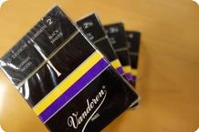 Vandoren Vandoren German B Clarinet Reeds 4 pack Various