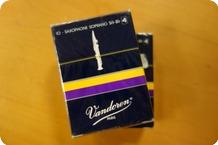 Vandoren Vandoren SR204 Soprano Saxophone Bb Reeds 2 pack