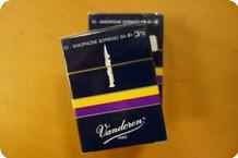 Vandoren Vandoren SR204SR2035 Bb Saxophone Soprano Reeds 2 pack Various