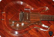 Ampeg Guitars Dan Armstrong 1969 See Through