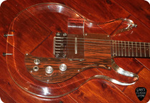 Ampeg Guitars Dan Armstrong 1969 See Through
