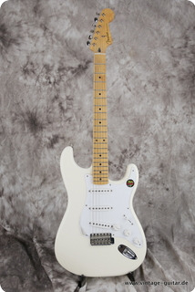 Fender Jimmie Vaughan Signature 2017 Olympic White