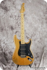 Schecter California Custom Natural
