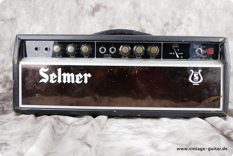 Selmer Treble 'n' Bass Mk Iii Black